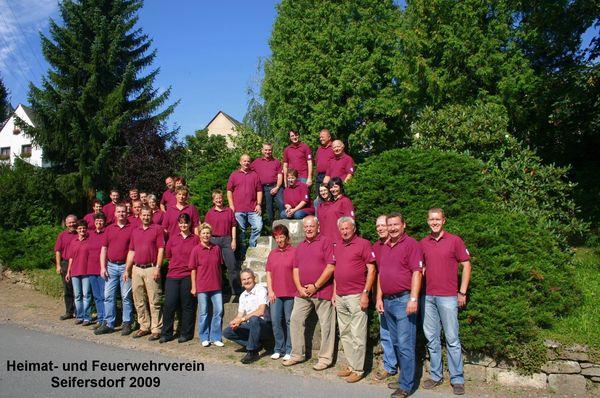 Heimat-und Feuerwehrverein Seifersdorf