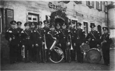 Feuerwehrkapelle Seifersdorf